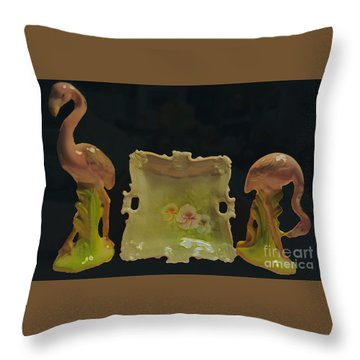 Nana's Things Xii Throw Pillow