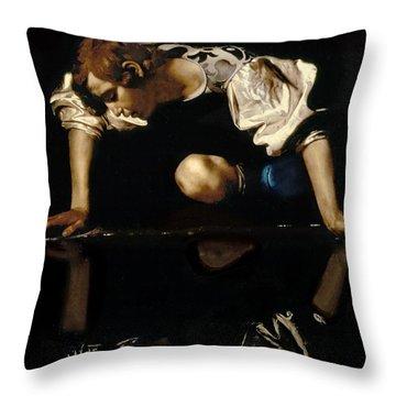 Caravaggio Throw Pillows