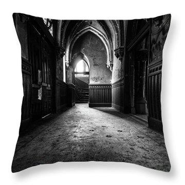 Narthex Throw Pillow