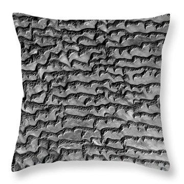 Nasa Image-rub' Al Khali, Arabia-3 Throw Pillow