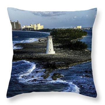Nassau Light Throw Pillow