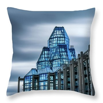 National Gallery Of Canada Throw Pillow