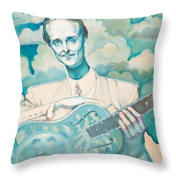 National Reynolds Throw Pillow