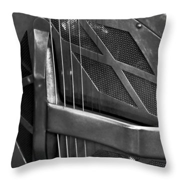 National Steel Number 24 Throw Pillow