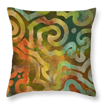 Native Elements Multicolor Throw Pillow