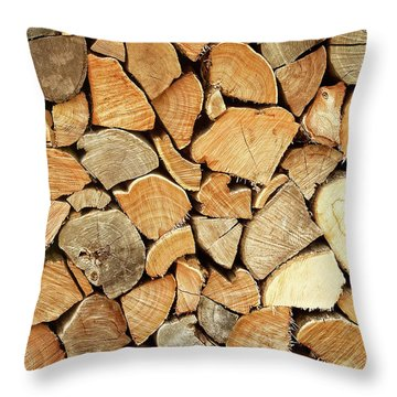 Susann Serfezi Throw Pillows
