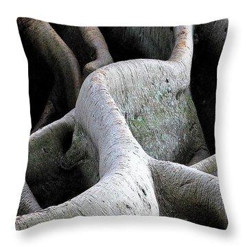 Natural 11 13 Throw Pillow