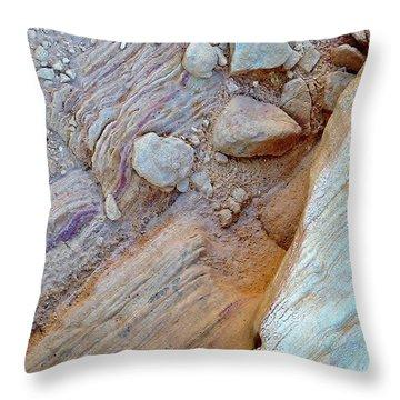 Natural 9 14d Throw Pillow