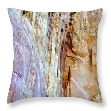 Natural 9 14f Throw Pillow