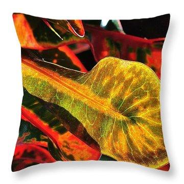 Natural 9 17c Throw Pillow