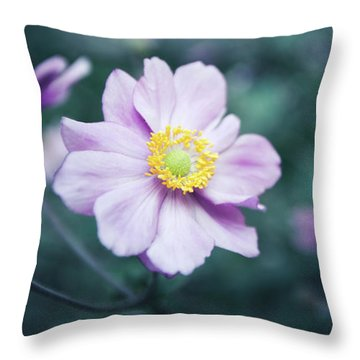 Throw Pillow featuring the photograph Natural Beauty by Hannes Cmarits