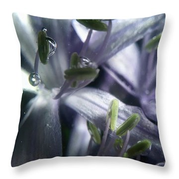 Natural Contraption Throw Pillow