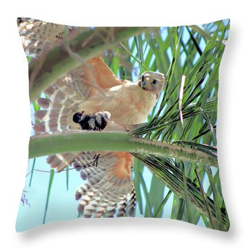 Natural Law Throw Pillow