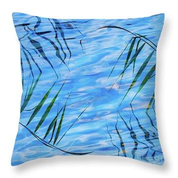 Natural Yin-yang Throw Pillow
