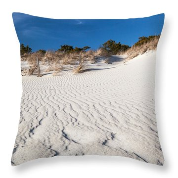 Throw Pillow featuring the photograph Naturally Beautiful by Michelle Wiarda