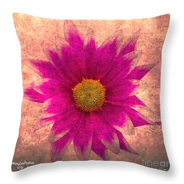 Nature Beauty Throw Pillow