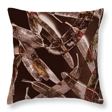 Nature In Design Throw Pillow
