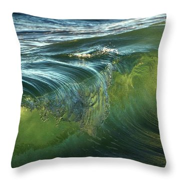 Throw Pillow featuring the photograph Nature Never Ceases To Amaze by Peter Thoeny
