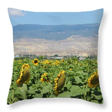 Natures Amazing Creation Throw Pillow