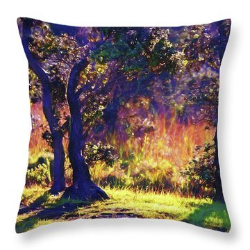 Nature's Beauty 81 Version 2 Throw Pillow