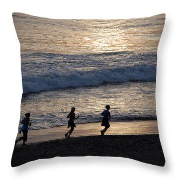 Natures Best Throw Pillow by Bill Dutting