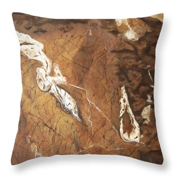 Natures Creation Throw Pillow