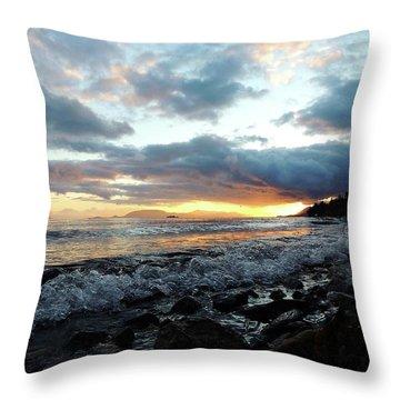 Nature's Force Throw Pillow