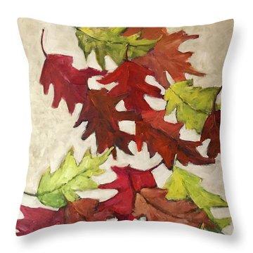 Natures Gifts Throw Pillow