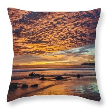 Nature's Glory Throw Pillow