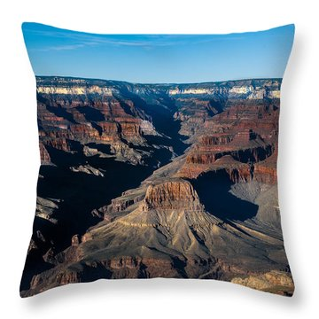Nature's Wonder2 Throw Pillow