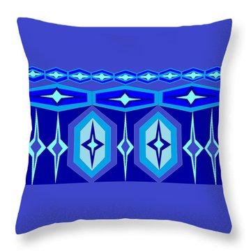 Navajo 7 Throw Pillow