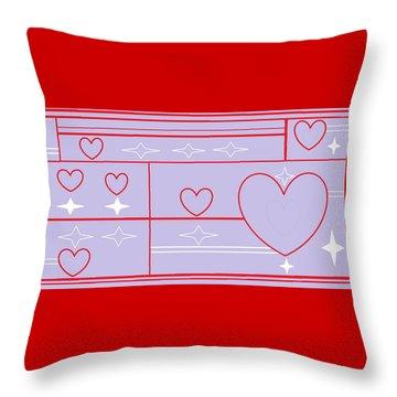 Navajo 8 Throw Pillow