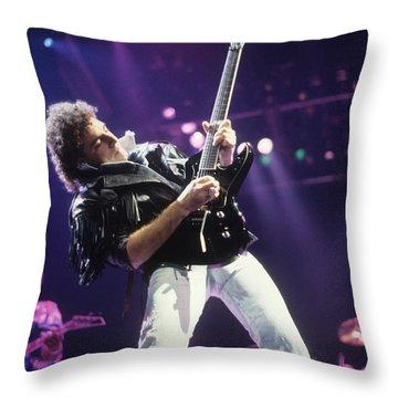 Neal Schon Throw Pillow