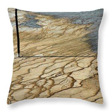 Near Grand Prismatic Throw Pillow