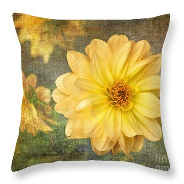 Nearly Vincent Throw Pillow