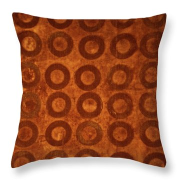 Throw Pillow featuring the photograph Negative Space by Cynthia Powell