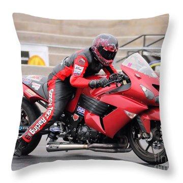 Nelson Lugo 2015 Throw Pillow