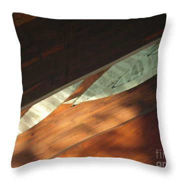 Nemacolinceiling Throw Pillow