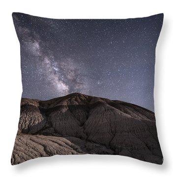 Neopolitan Milkyway Throw Pillow