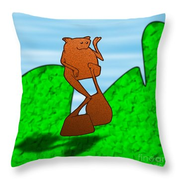 Nermin Throw Pillow