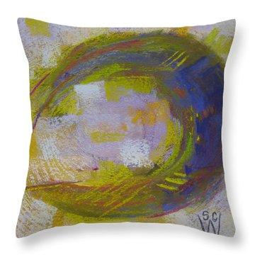 Nesting Throw Pillow