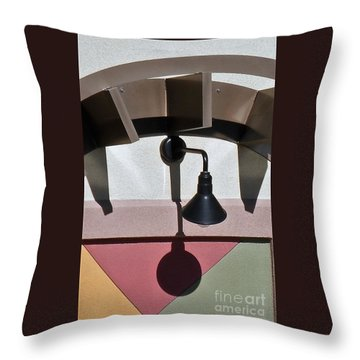 Nevada Light Throw Pillow