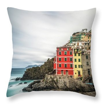 Never Ending Dream Throw Pillow