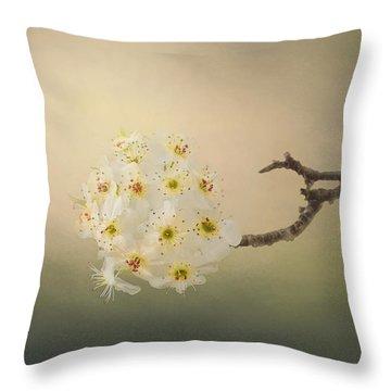 New Awakening Throw Pillow