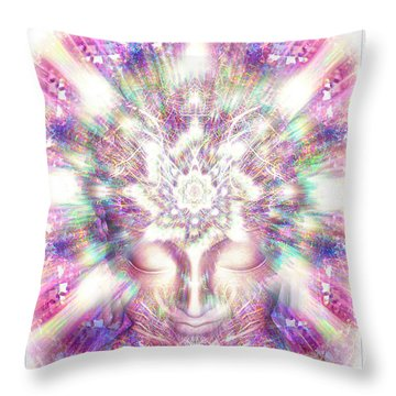 New Crystal Palace Poster  Throw Pillow