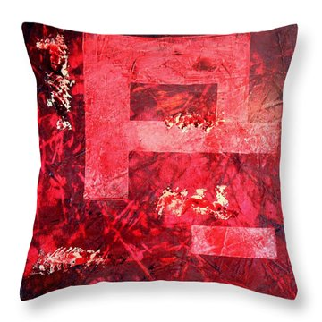 New Gen 17.1 Throw Pillow