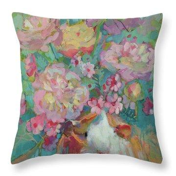 New Guinea Throw Pillow