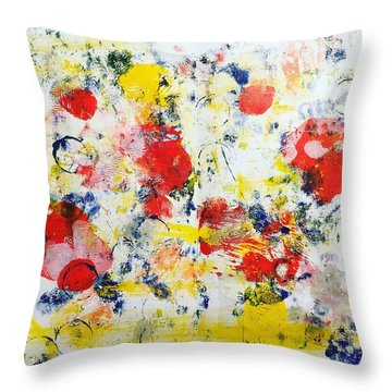 New Haven No 2 Throw Pillow