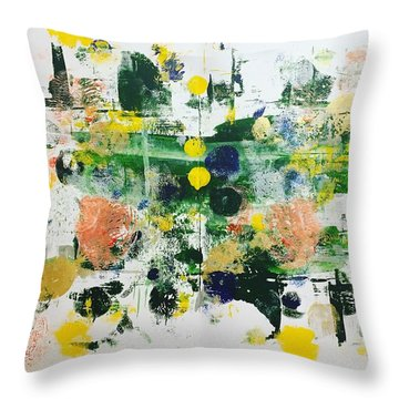 New Haven No 5 Throw Pillow