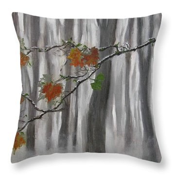 New Life Psalm Ninety Two Throw Pillow